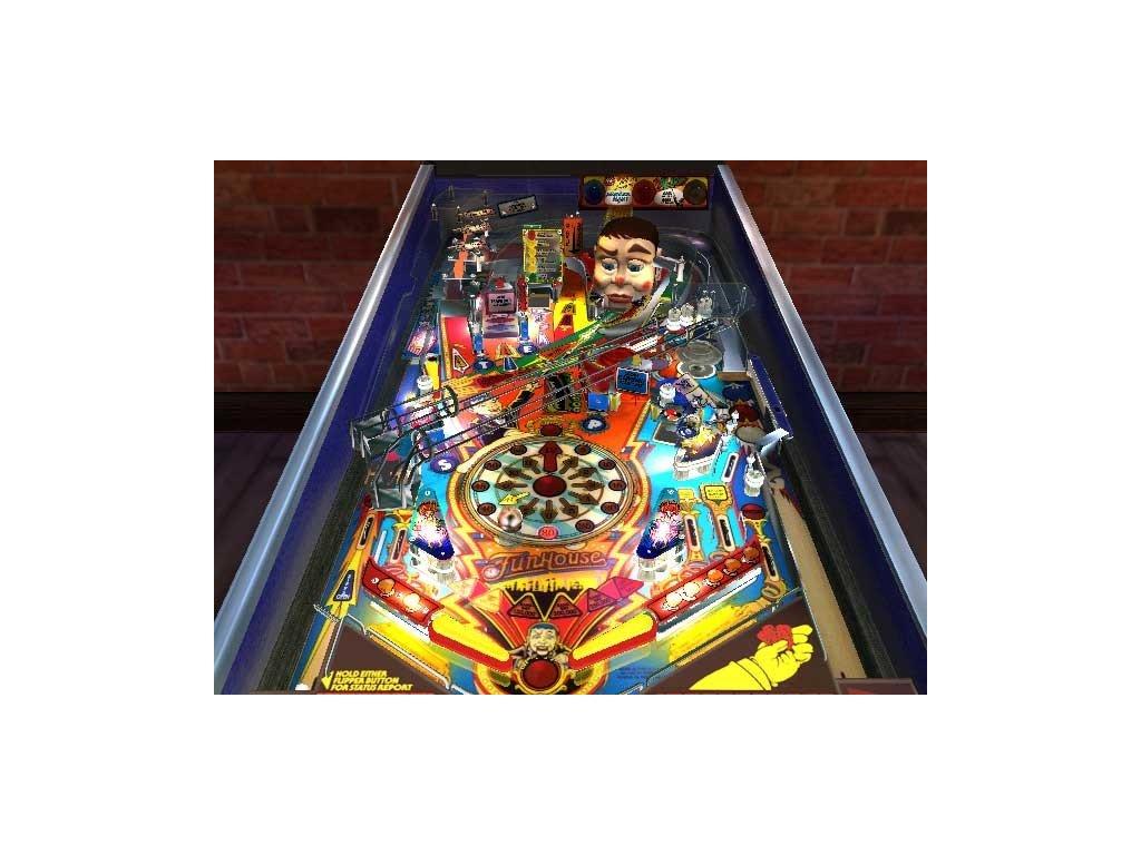 PS2 Pinball Hall Of Fame