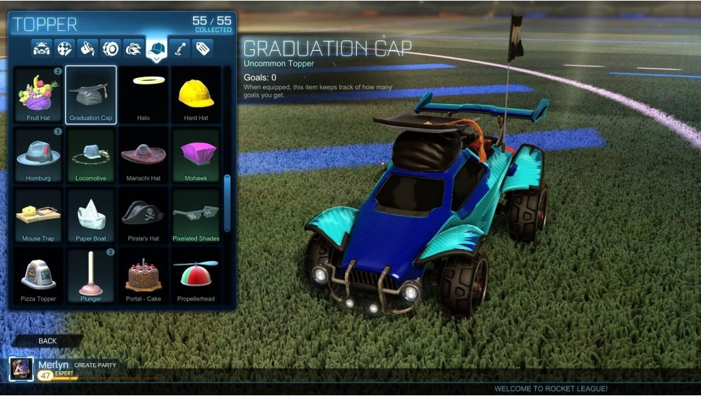 Xbox One Rocket League Special Edition