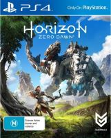 PS4 Horizon Zero Dawn (nová)