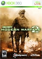 Xbox 360 Call Of Duty Modern Warfare 2 (DE)