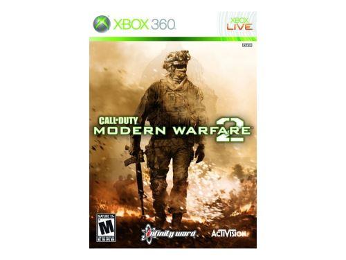 Xbox 360 Call Of Duty Modern Warfare 2 (DE)