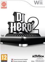 Nintendo Wii DJ Hero 2 (iba hra)