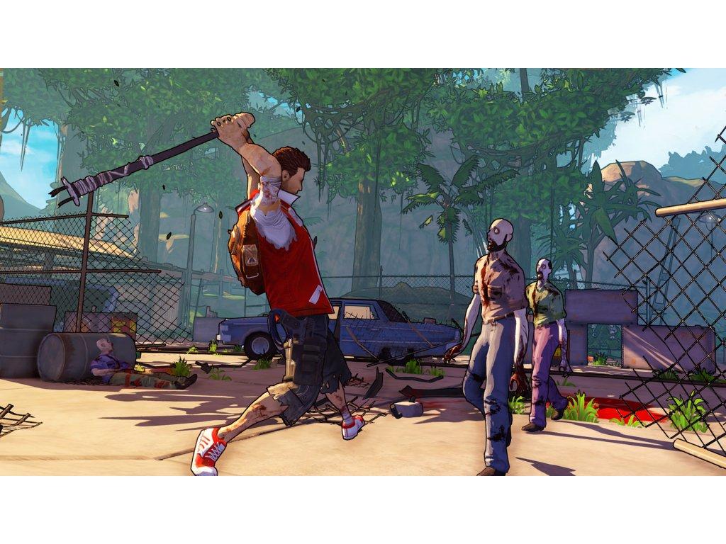 PS3 Escape Dead Island