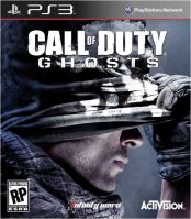 PS3 Call Of Duty Ghosts (nová)