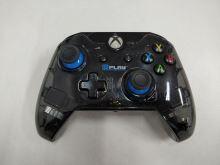 [Xbox One] Drôtový Ovládač Play Gaming Accesories - čierny priehľadný (estetické vady)