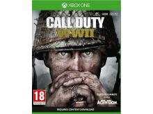 Xbox One Call Of Duty WWII (nová)