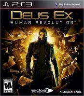 PS3 Deus Ex Human Revolution (nová)