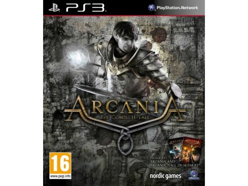 PS3 Arcania The Complete Tale (CZ)