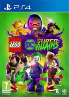 PS4 Lego DC Super Villains (nová)