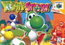 Nintendo 64 Yoshi's Story