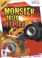 Nintendo Wii Monster Trux Extreme Off-Road Edition