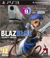PS3 BlazBlue Calamity Trigger