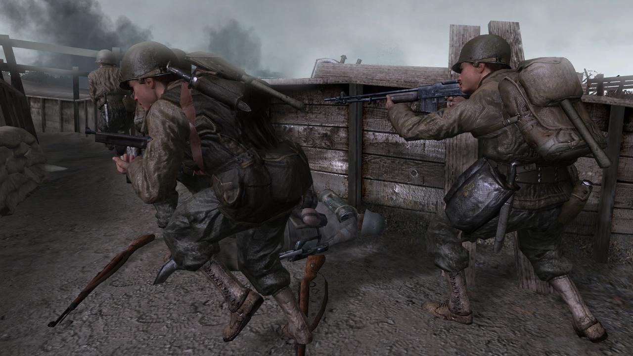 Xbox 360 Call Of Duty 2 (DE)