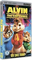 PSP UMD Film Alvin And The Chipmunks