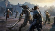 PS3 Middle Earth Shadow Of Mordor
