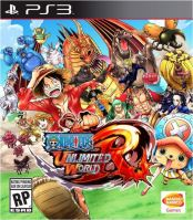 PS3 One Piece Unlimited World Red