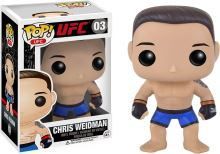 Funk POP! Chris Weidman - UFC (nová)