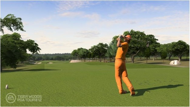 Xbox 360 Tiger Woods PGA Tour 12 - The Masters