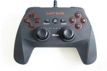 [PS3 | PC] Drôtový Ovládač Trust GXT 540 (estetická vada)