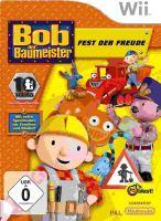 Nintendo Wii Bob The Builder: Festival of Fun, Bob Staviteľ