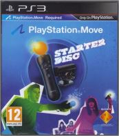 PS3 Move Starter Disc (bez obalu)