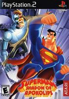 PS2 Superman: Shadow Of Apokolips