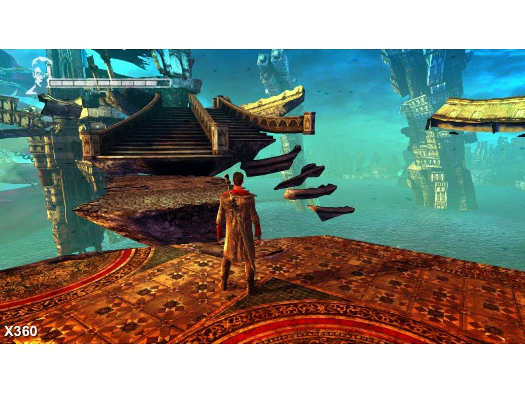Xbox 360 DMC Devil May Cry