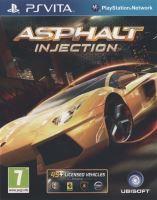 PS Vita Asphalt Injection