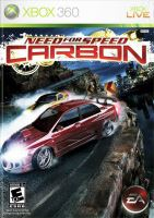 Xbox 360 NFS Need For Speed Carbon (nová)