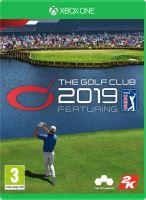 Xbox One The Golf Club 2019 (nová)
