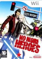 Nintendo Wii No More Heroes