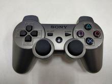 [PS3] Bezdrôtový Ovládač Sony Dualshock - tmavo strieborný (estetická vada)