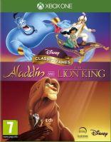 Xbox One Disney Classic Games: Aladdin and The Lion King (nová)