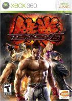 Xbox 360 Tekken 6 (nová)