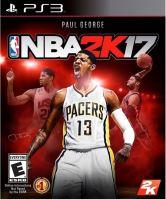 PS3 NBA 2K17 2017 (nová)