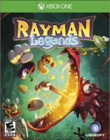 Xbox One Rayman Legends (nová)