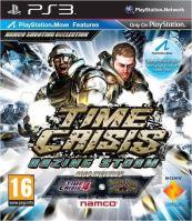 PS3 Time Crisis: Razing Storm (nová)