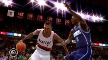 Xbox 360 NBA Live 08 2008