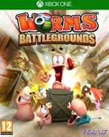 Xbox One Worms Battlegrounds (nová)