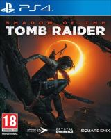 PS4 Shadow of the Tomb Raider (nová)