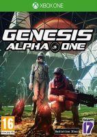 Xbox One Genesis Alpha One