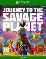 Xbox One Journey to the Savage Planet (nová)