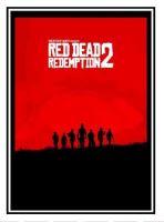 Plagát Red Dead Redemption 2 - Dutch's Boys (c) (nový)