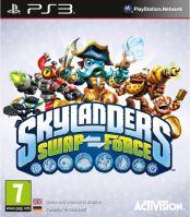 PS3 Skylanders: Swap Force (iba hra)