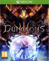 Xbox One Dungeons 3 (nová)