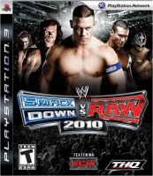 PS3 SmackDown vs Raw 2010