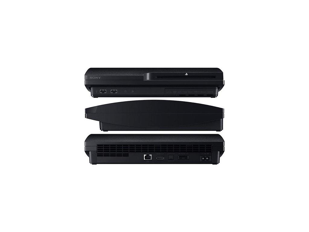 PlayStation 3 Slim 120/160 GB