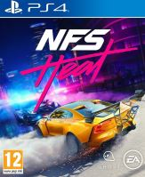 PS4 NFS Need For Speed Heat (nová)