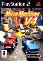 PS2 Micro Machines V4