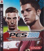 PS3 PES 08 Pro Evolution Soccer 2008 (bez obalu)